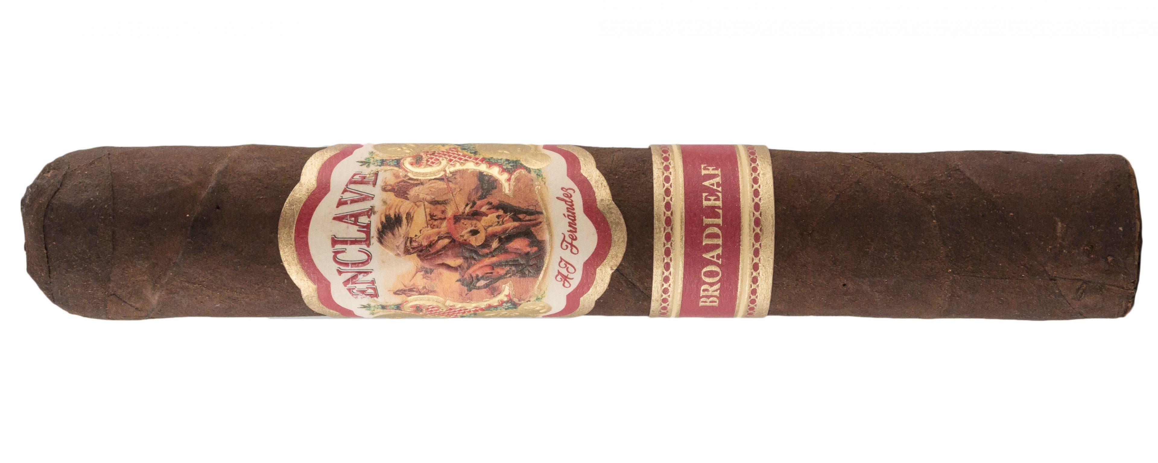 Quick Cigar Review: AJ Fernandez Enclave Broadleaf Robusto
