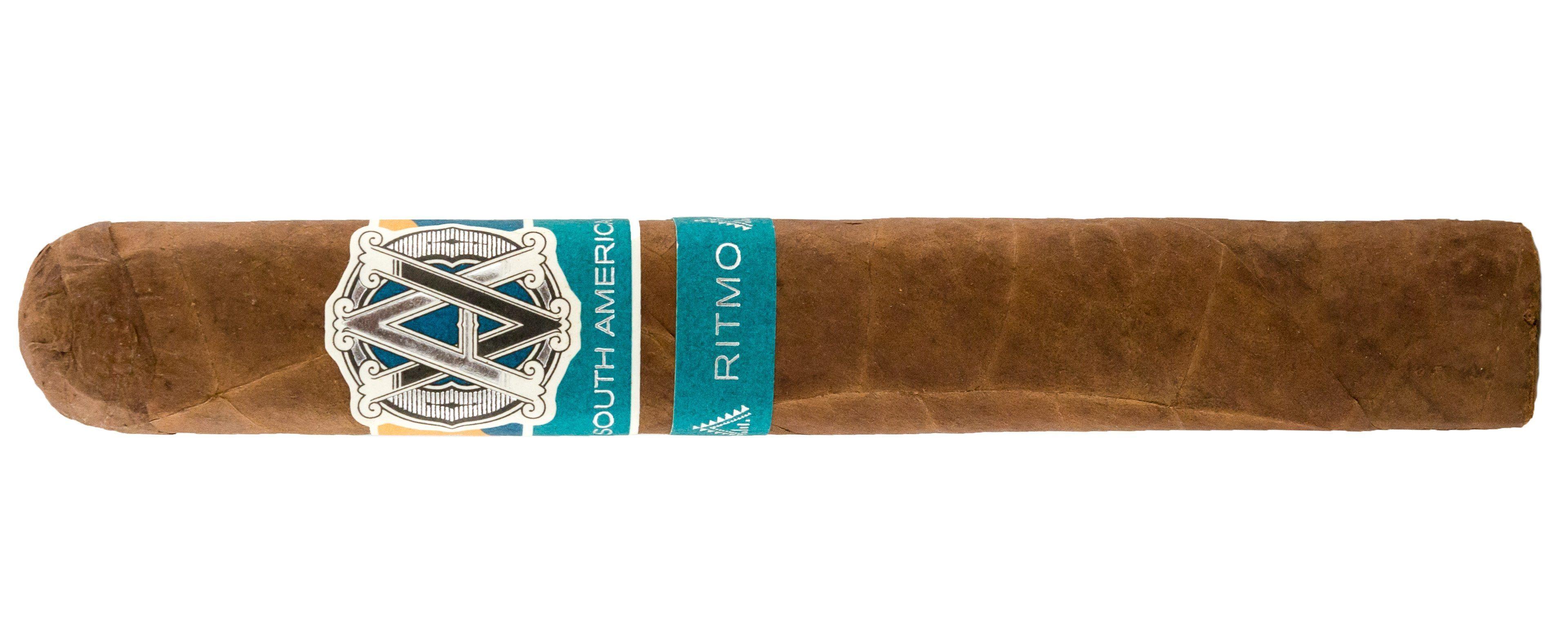 Blind Cigar Review: AVO Syncro South America Ritmo Toro