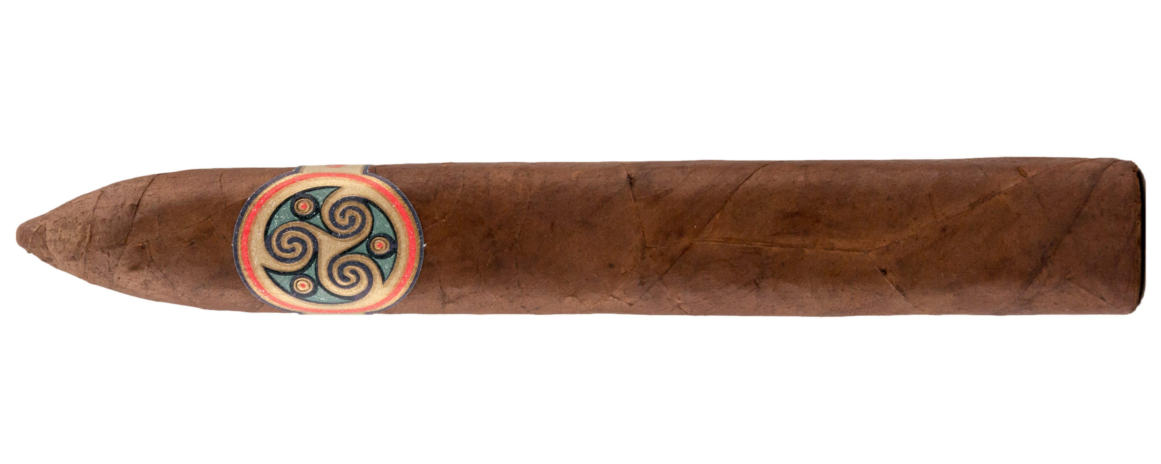Blind Cigar Review: MBombay | Gaaja Maduro Torpedo