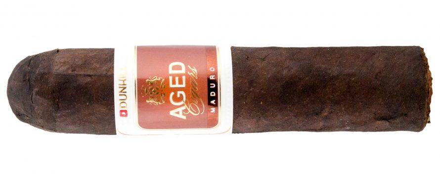 Blind Cigar Review: Dunhill | Aged Maduro Short Robusto