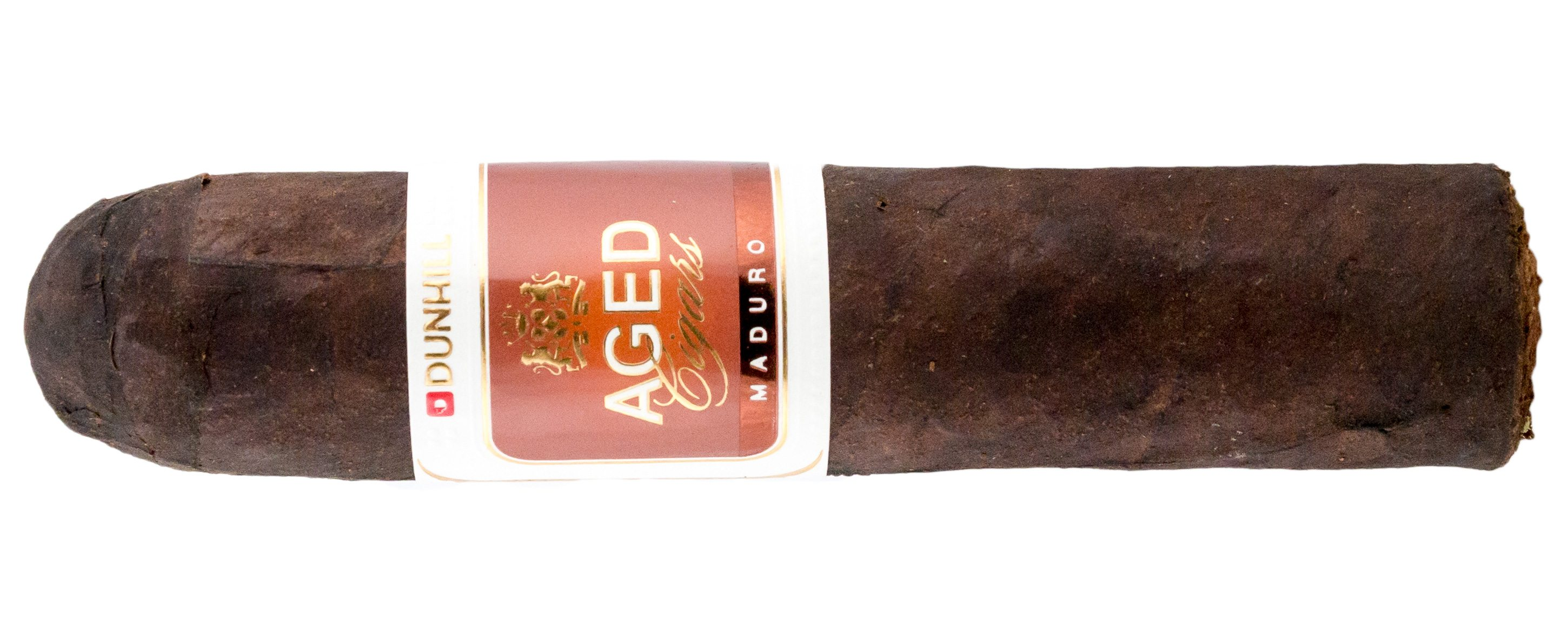 Blind Cigar Review: Dunhill | Aged Maduro Short Robusto