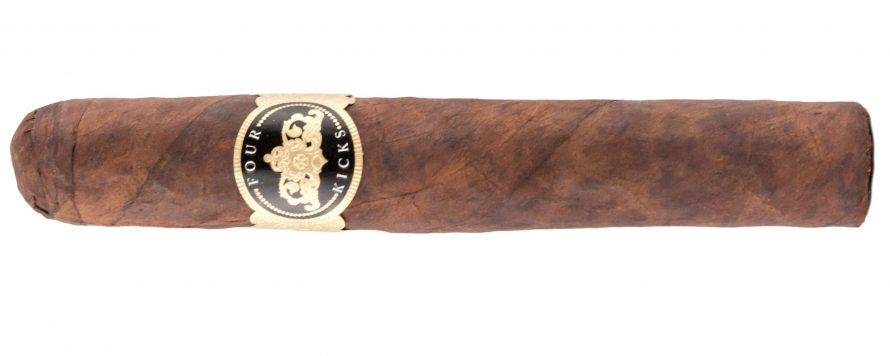 Blind Cigar Review: Crowned Heads | Four Kicks Maduro Robusto