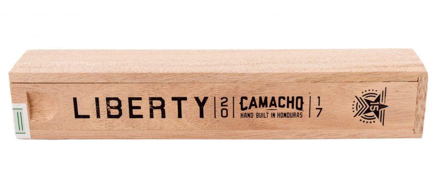 Blind Cigar Review: Camacho   Liberty 2017