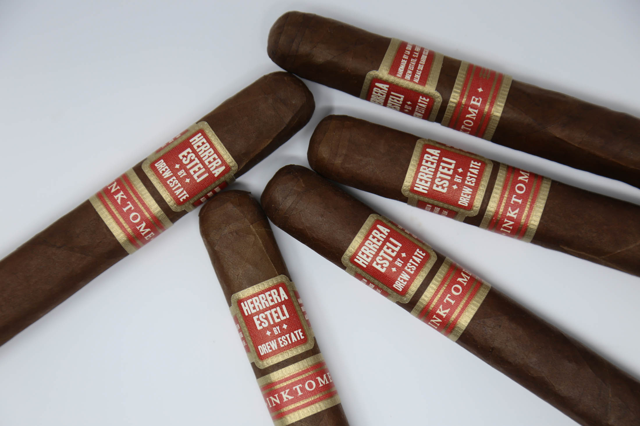 Cigar News: Drew Estate Announces Herrera Estelí Inktome With SmallBatchCigar.com
