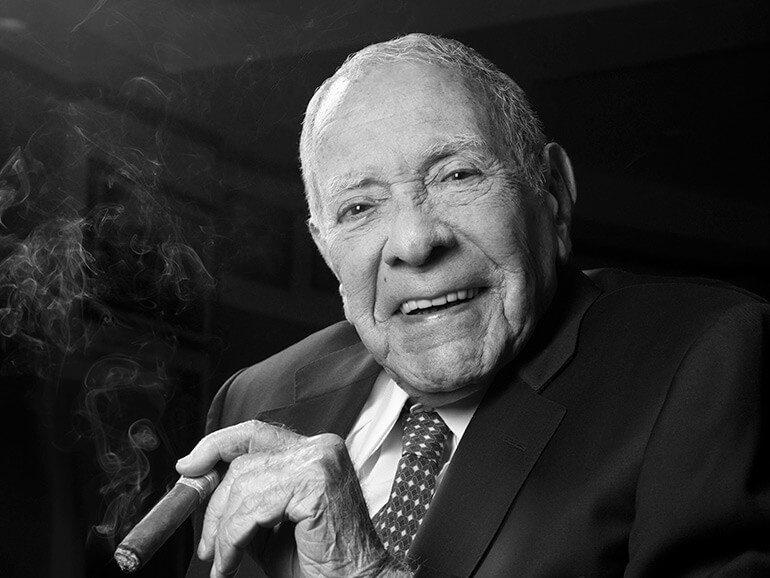 Cigar News: José Orlando Padrón - Dead at 91