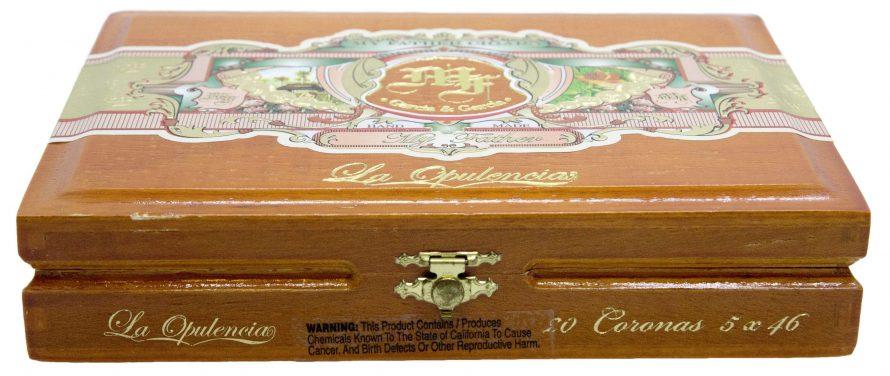 Blind Cigar Review: My Father | La Opulencia Corona