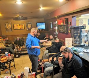 Editorial: What Should A Cigar Event Be? | Jas Sum Kral - Ristefari 2018