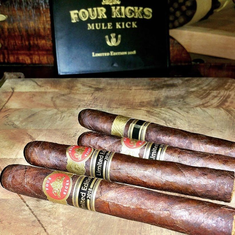 Cigar News: Mule Kick LE 2018 from Crowned Heads Announced