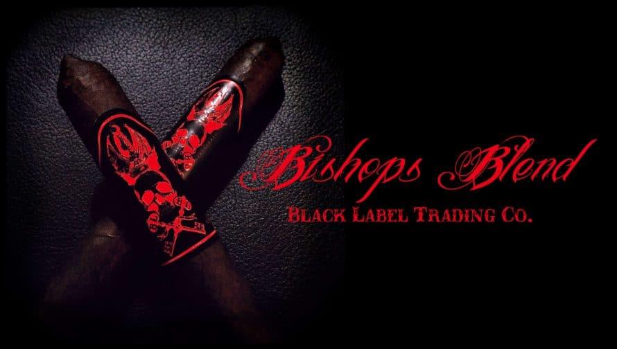 Cigar News: 2018 Bishops Blend from Black Label Trading Company