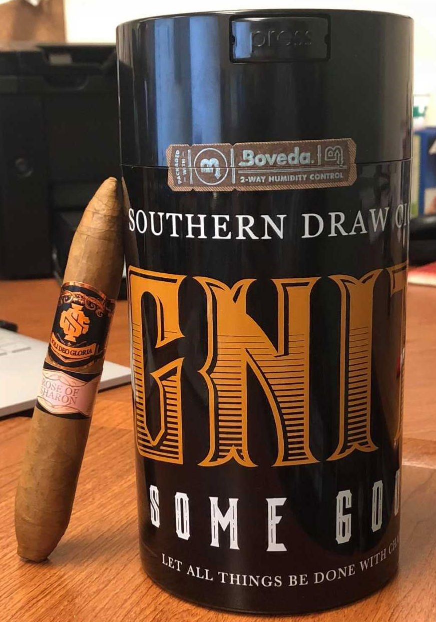 Cigar News: Rose of Sharon Perfecto | Second IGNITE Release
