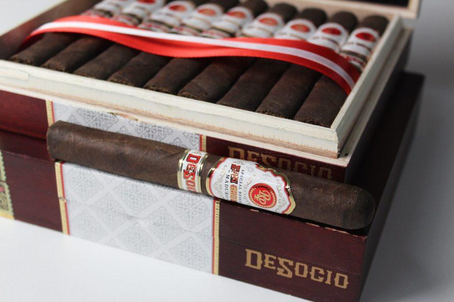 Cigar News: DeSocio Series gets a Rocky Patel Release