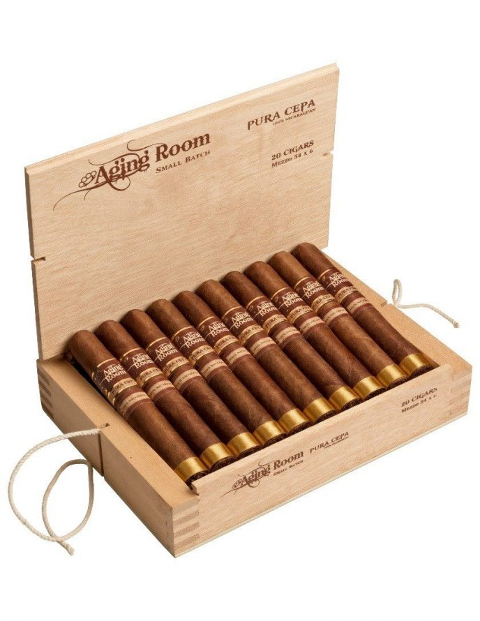 Cigar News: Pura Cepa is the Latest Release from Aging Room Cigars