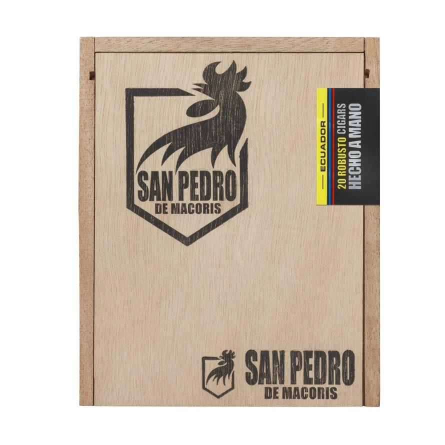 Cigar News: San Pedro de Macoris   New from Royal Agio