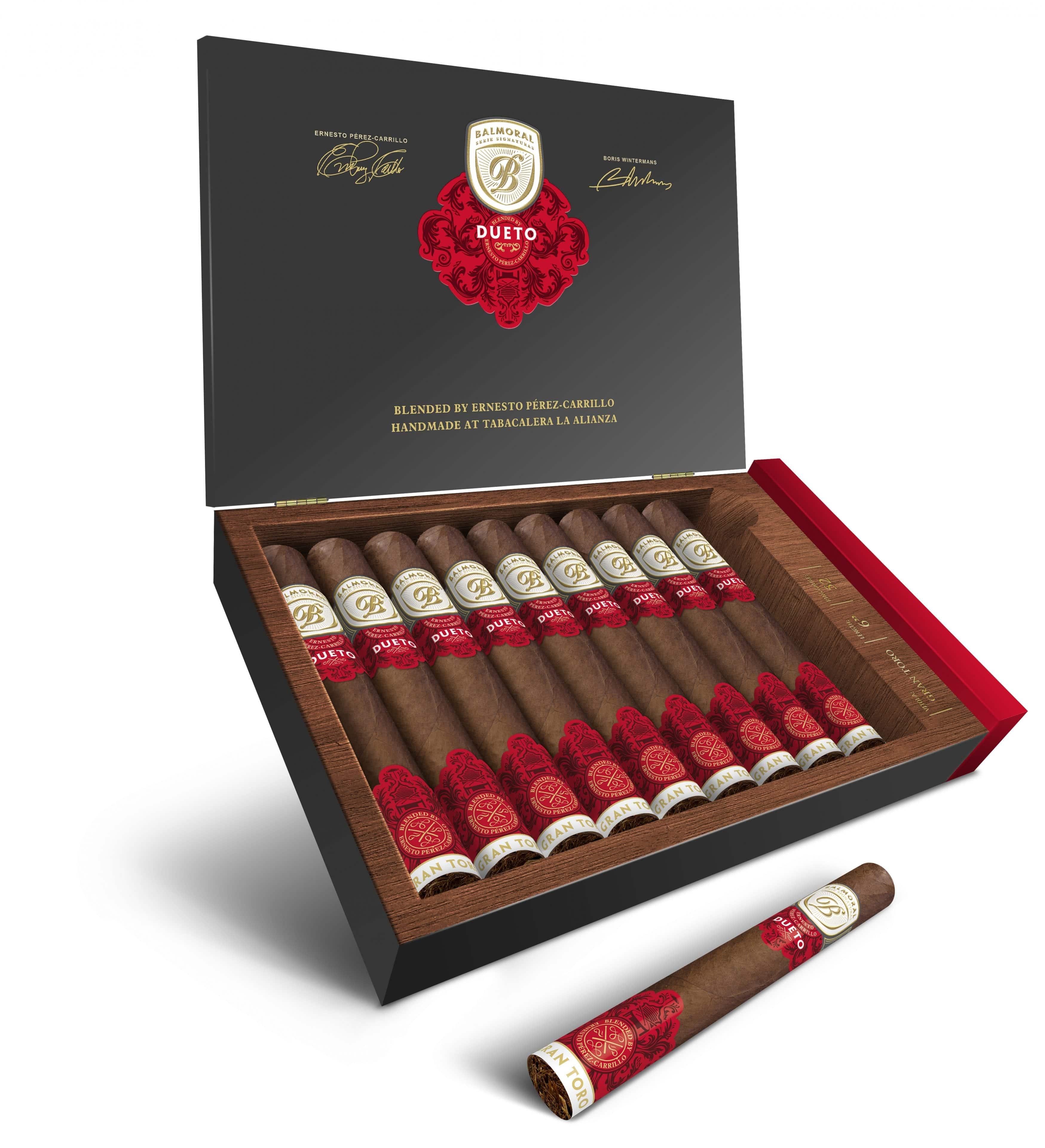 Cigar News: Carrillo-Agio Collaborate on DUETA Cigar