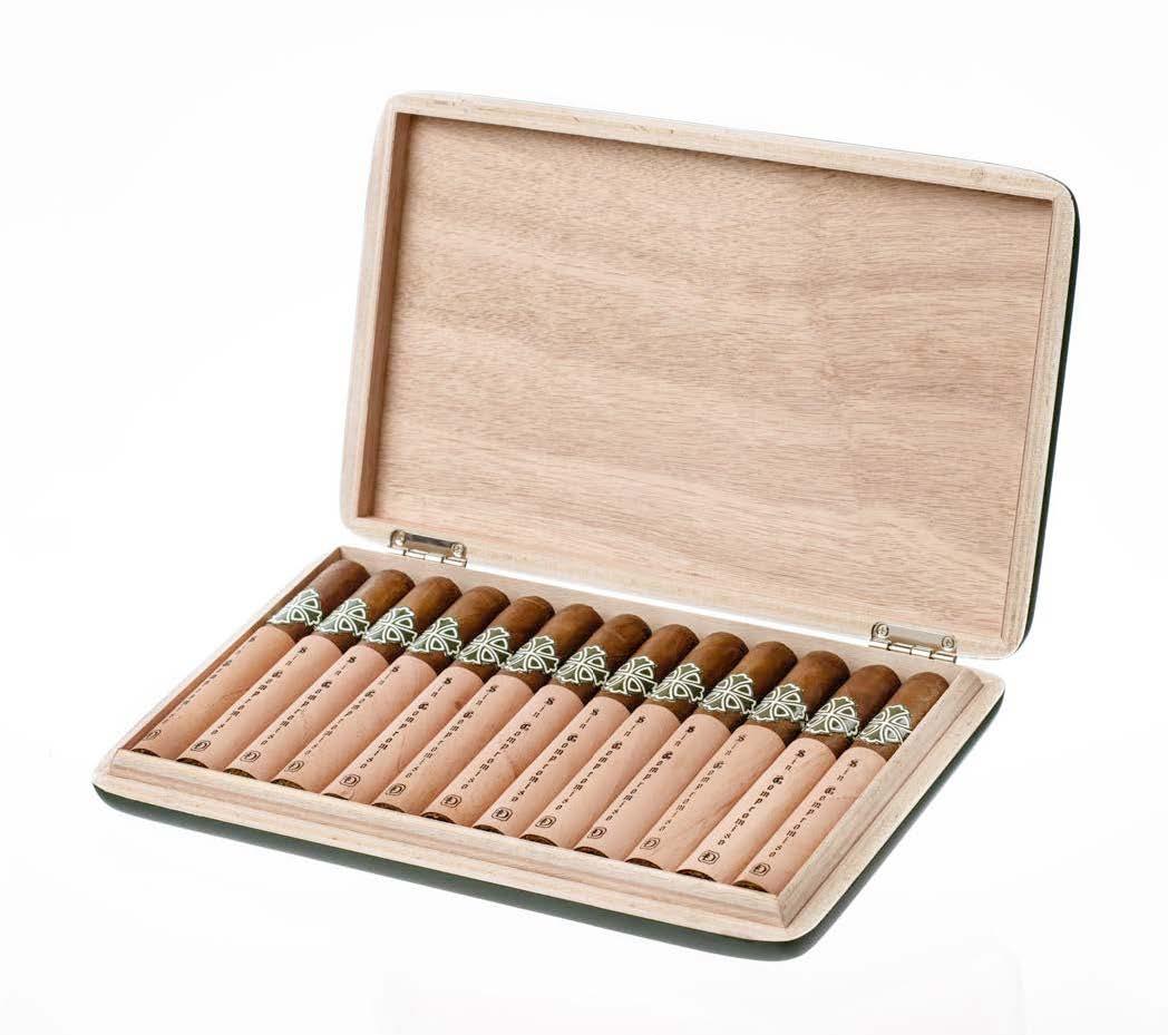 Cigar News: Dunbarton T&T Announces Sin Compromiso