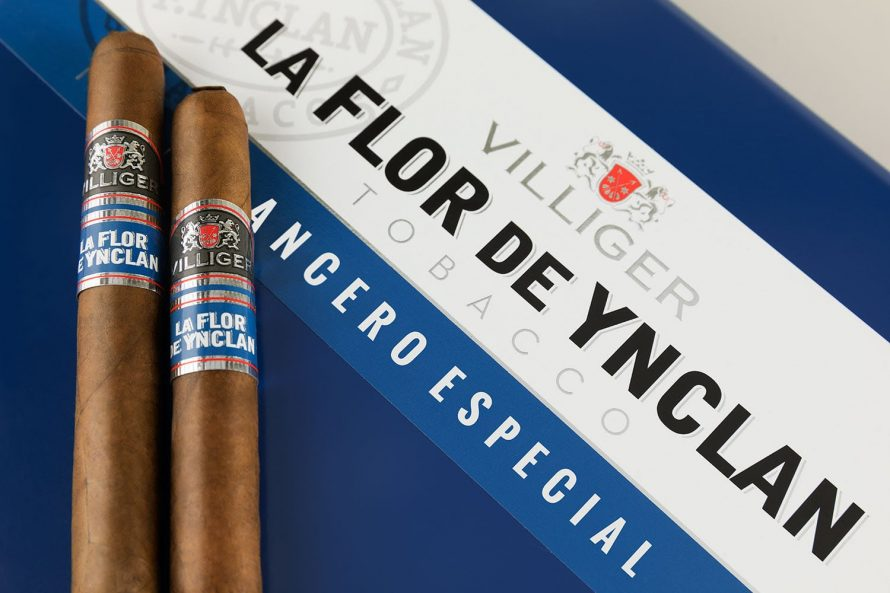 Cigar News: Villiger Cigars Announces Flor De Ynclan Lancero Especial