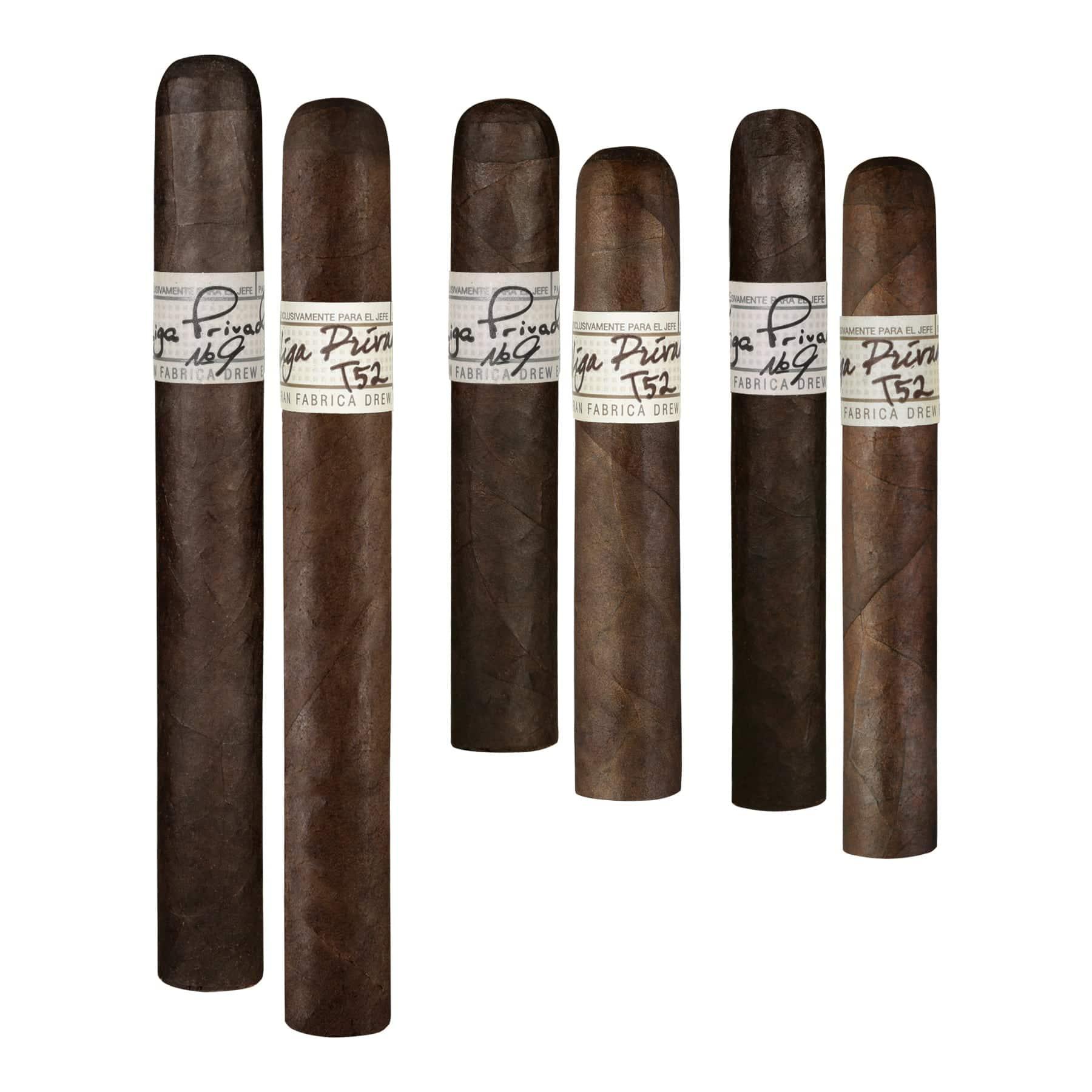 Cigar News: Drew Estate Announces 6 Liga Privada Line Extentions