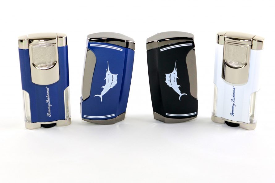 Cigar News: New Tommy Bahama Lighters Set to Debut At IPCPR