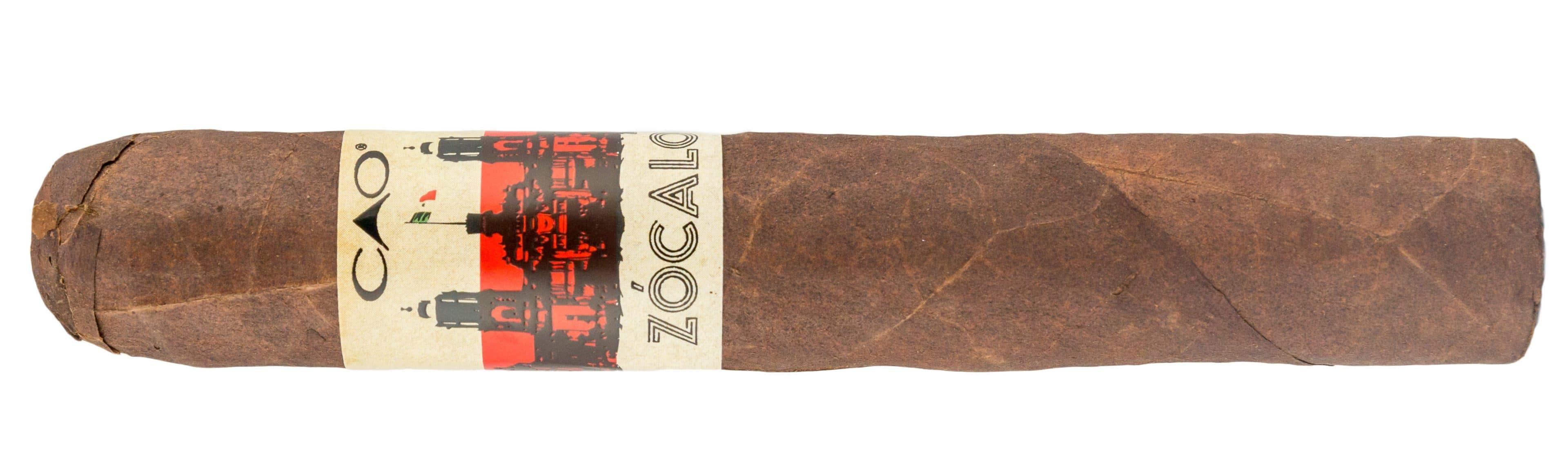 Blind Cigar Review: CAO   Zócalo