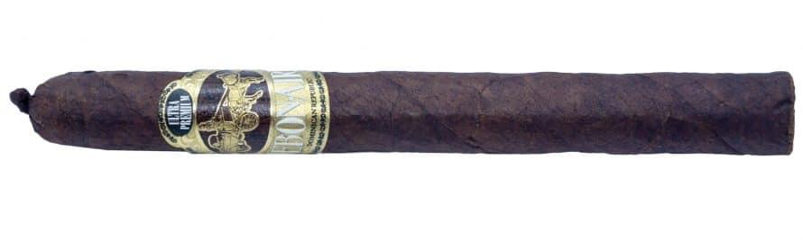 Blind Cigar Review: Debonaire   Maduro Petite Lancero