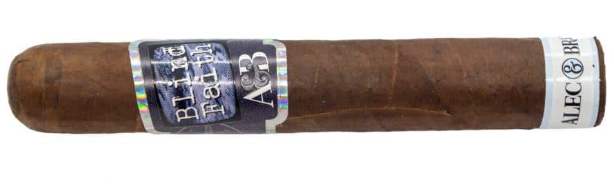 Blind Cigar Review: Alec Bradley | Blind Faith Robusto