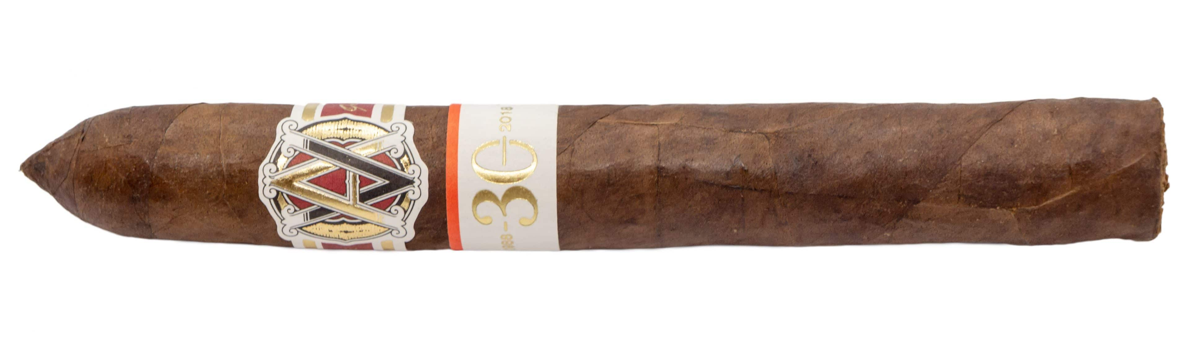 Blind Cigar Review: AVO | Signature Belicoso 30 Years