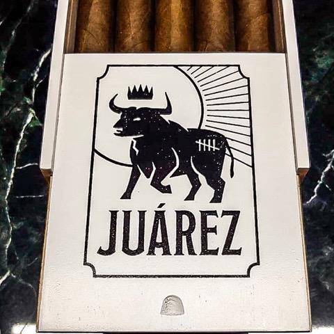 Cigar News: Crowned Heads Announces Thompson Cigar Co. Exclusive 'Juarez'