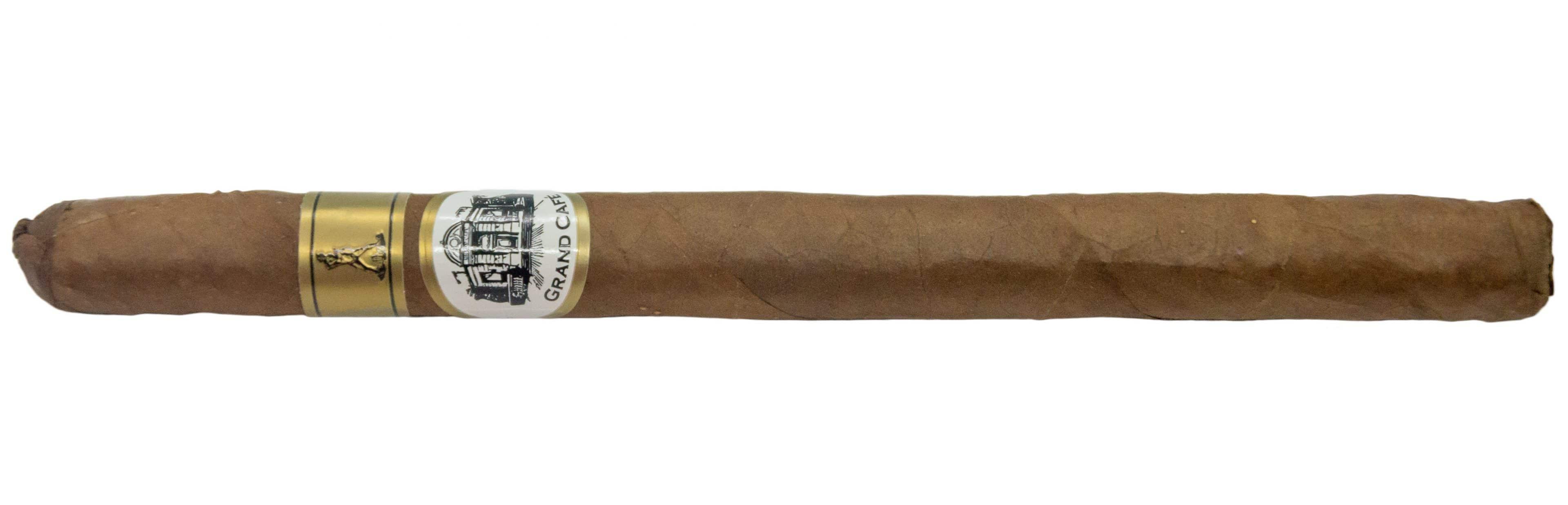 Blind Cigar Review: Bespoke | The Grand Cafe Lancero