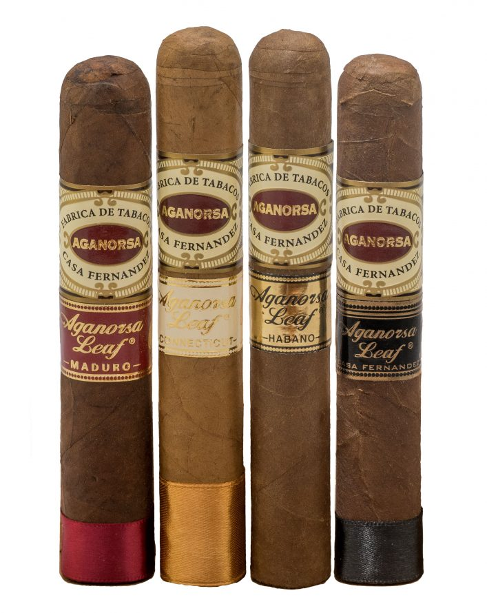 Cigar News: Aganorsa Leaf Habano with Updated Packaging Shipping