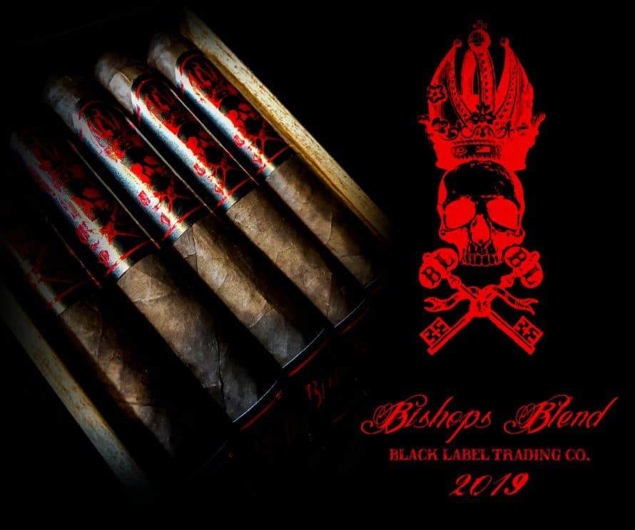 Cigar News: Black Label Trading Co. Ships Bishops Blend 2019