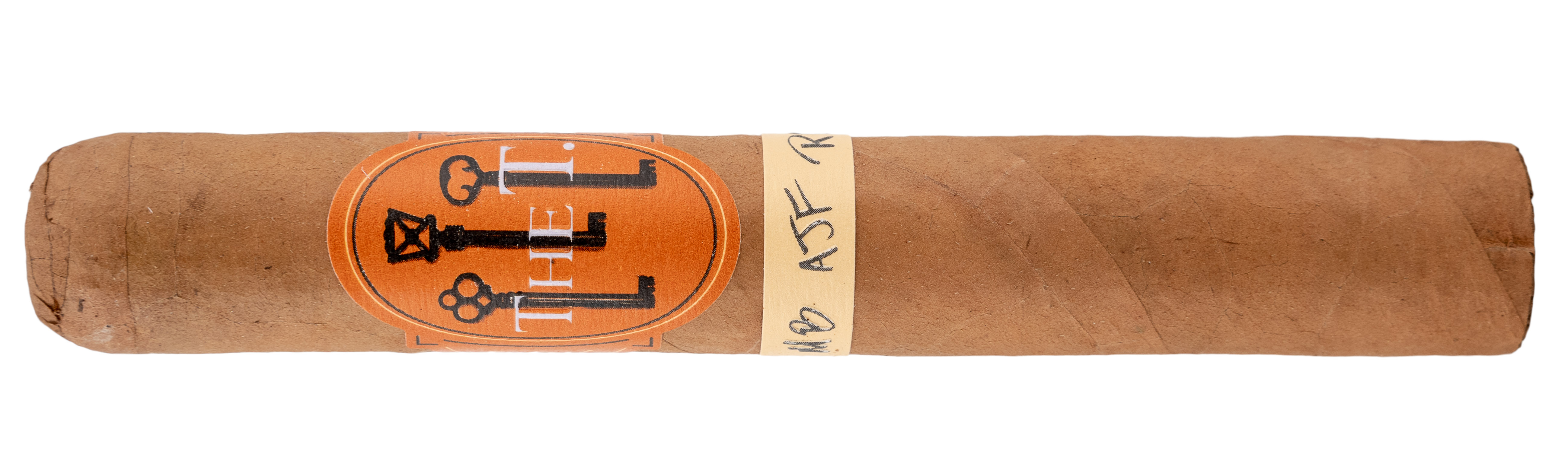 Blind Cigar Review: Caldwell | The T Connecticut Double Robusto