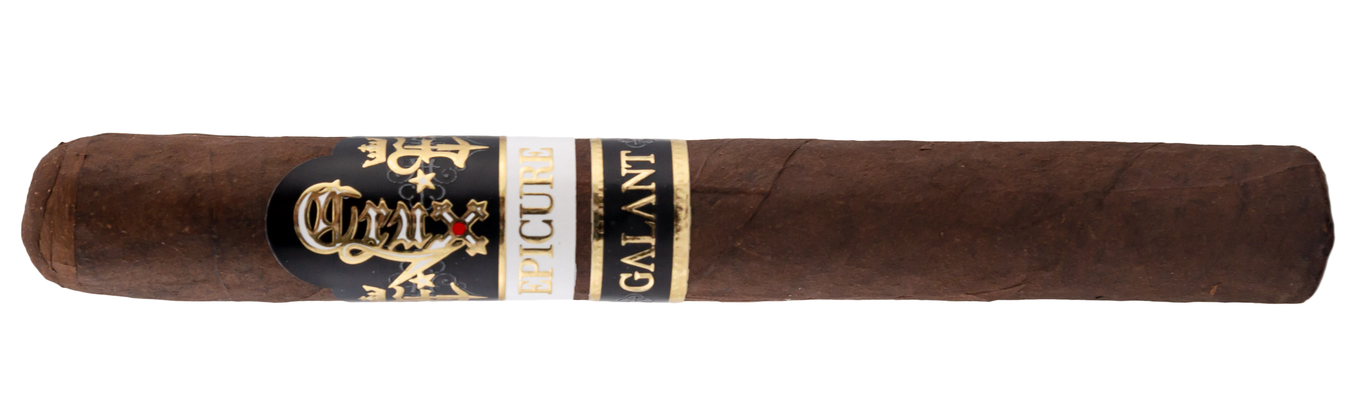 Blind Cigar Review: Crux | Epicure Galant Toro