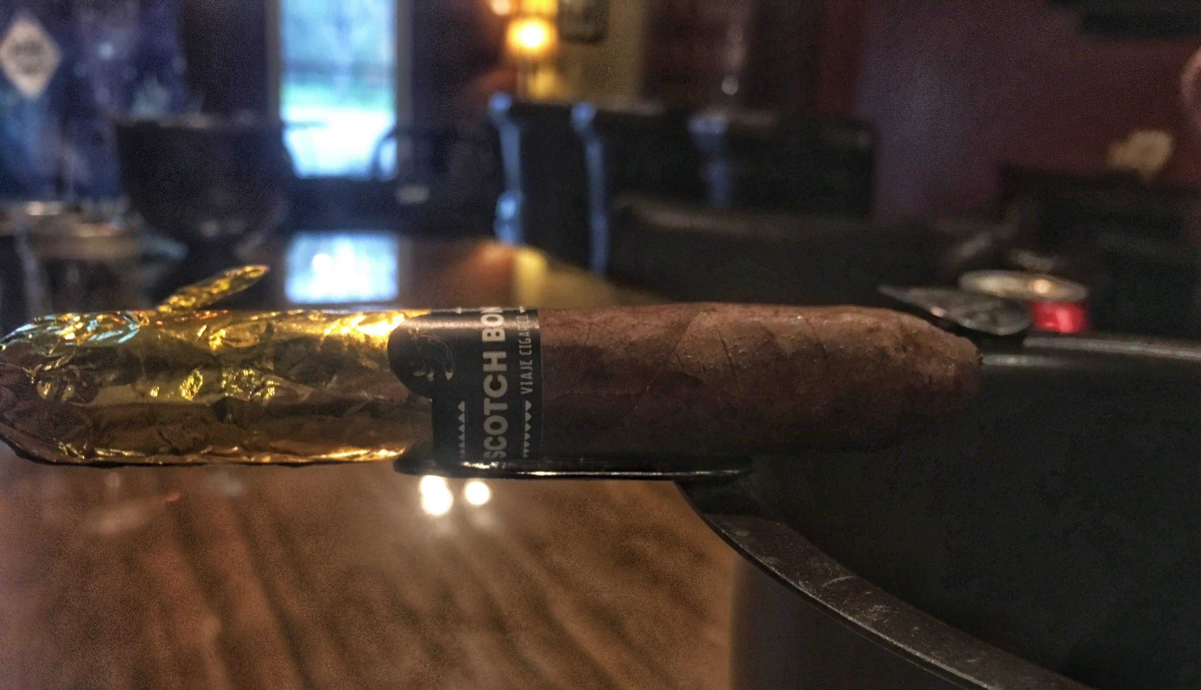 Quick Cigar Review: Viaje | Scotch Bonnet