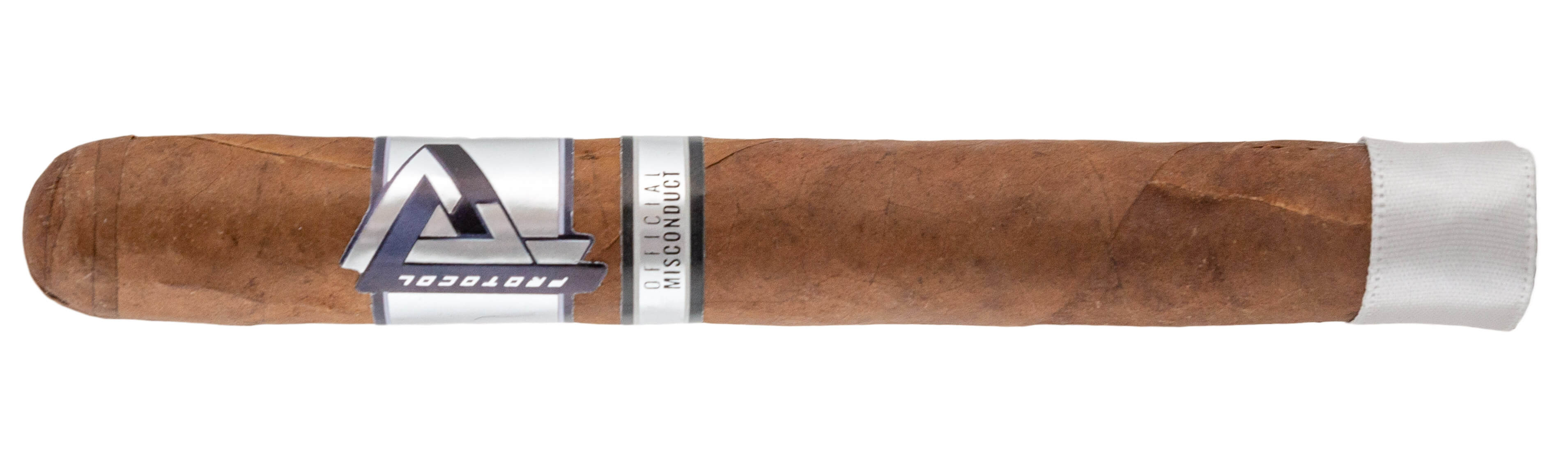 Blind Cigar Review: Cubariqueño | Protocol Official Misconduct Toro