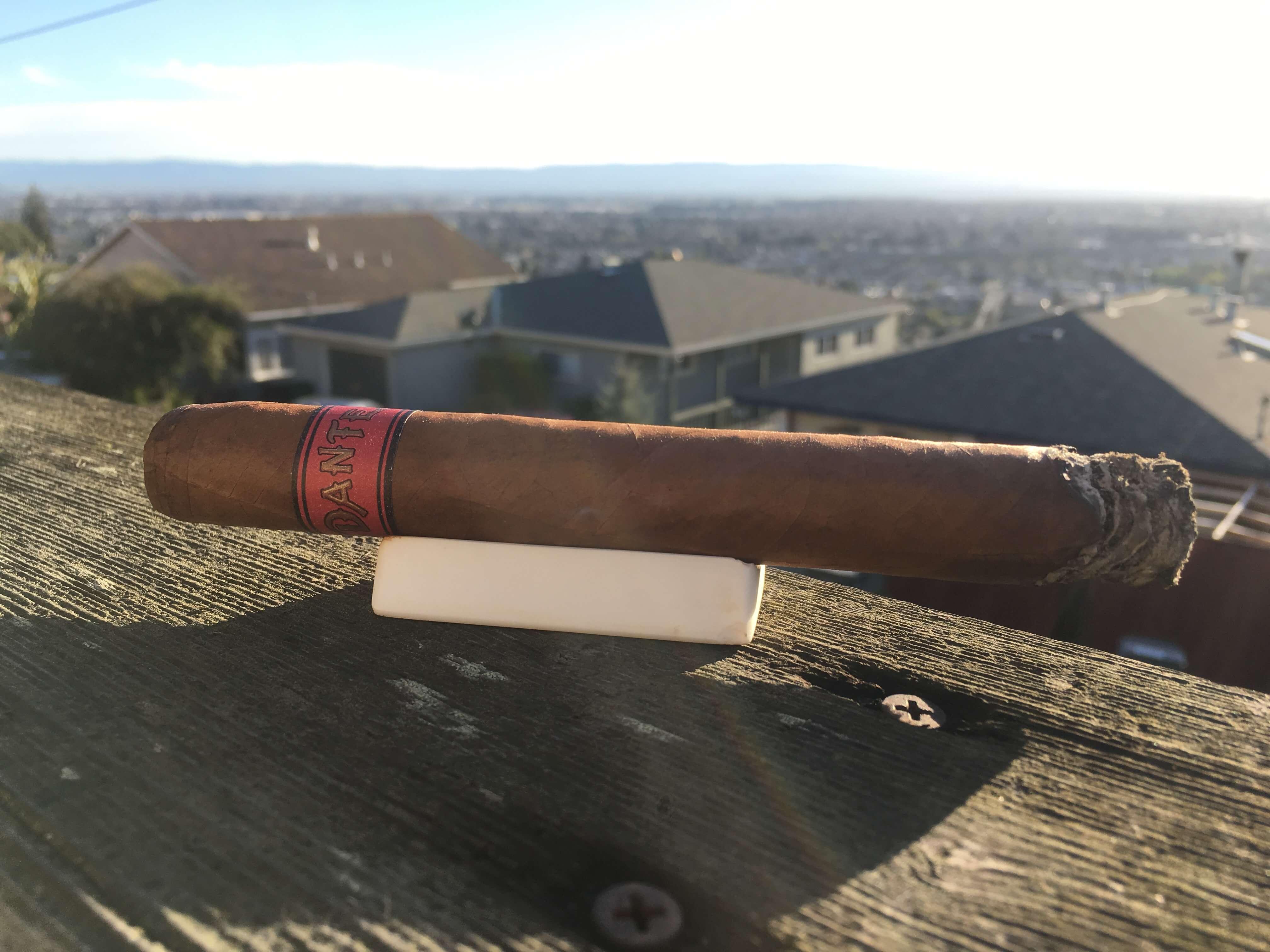 Quick Cigar Review: Dante | Vita Nova Canto IV