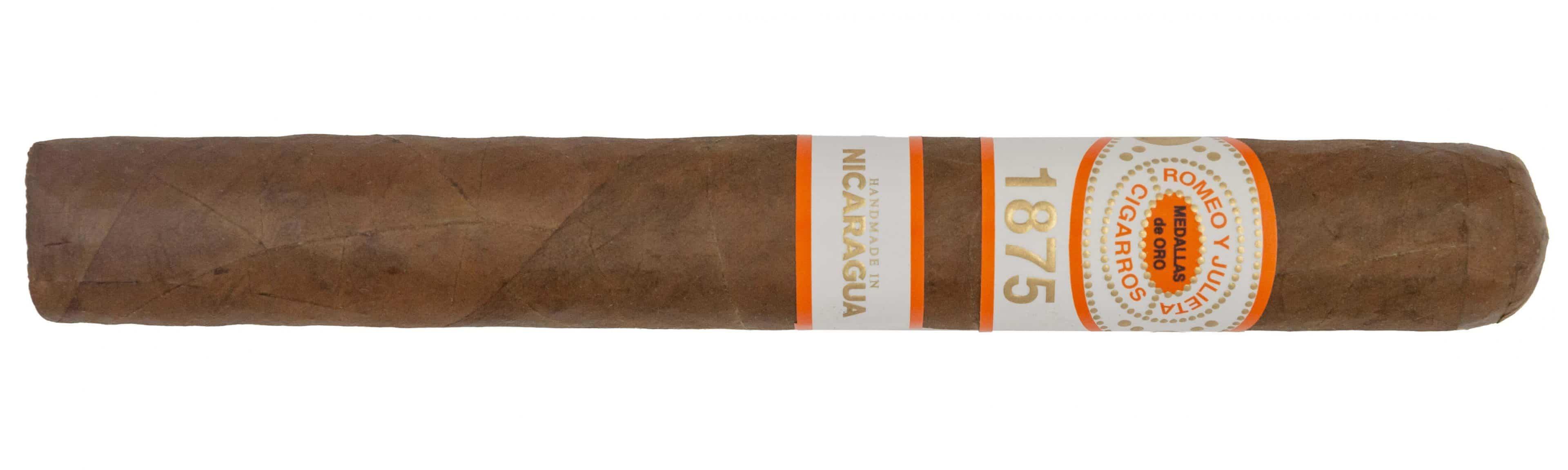 Blind Cigar Review: Romeo y Julieta | 1875 Nicaragua Toro