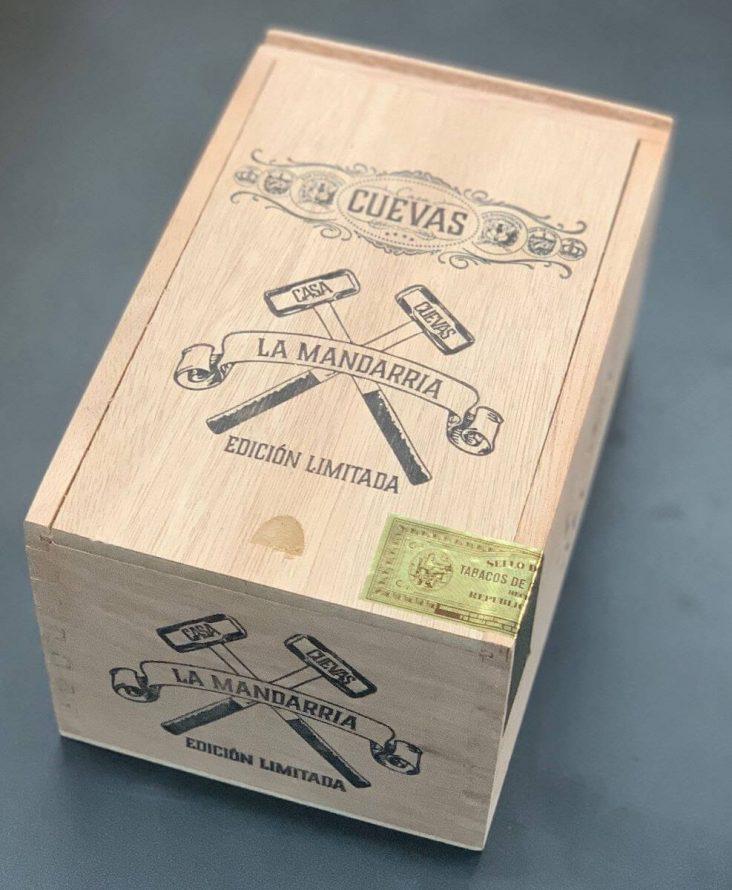 Cigar News: Casa Cuevas Announces La Mandarria