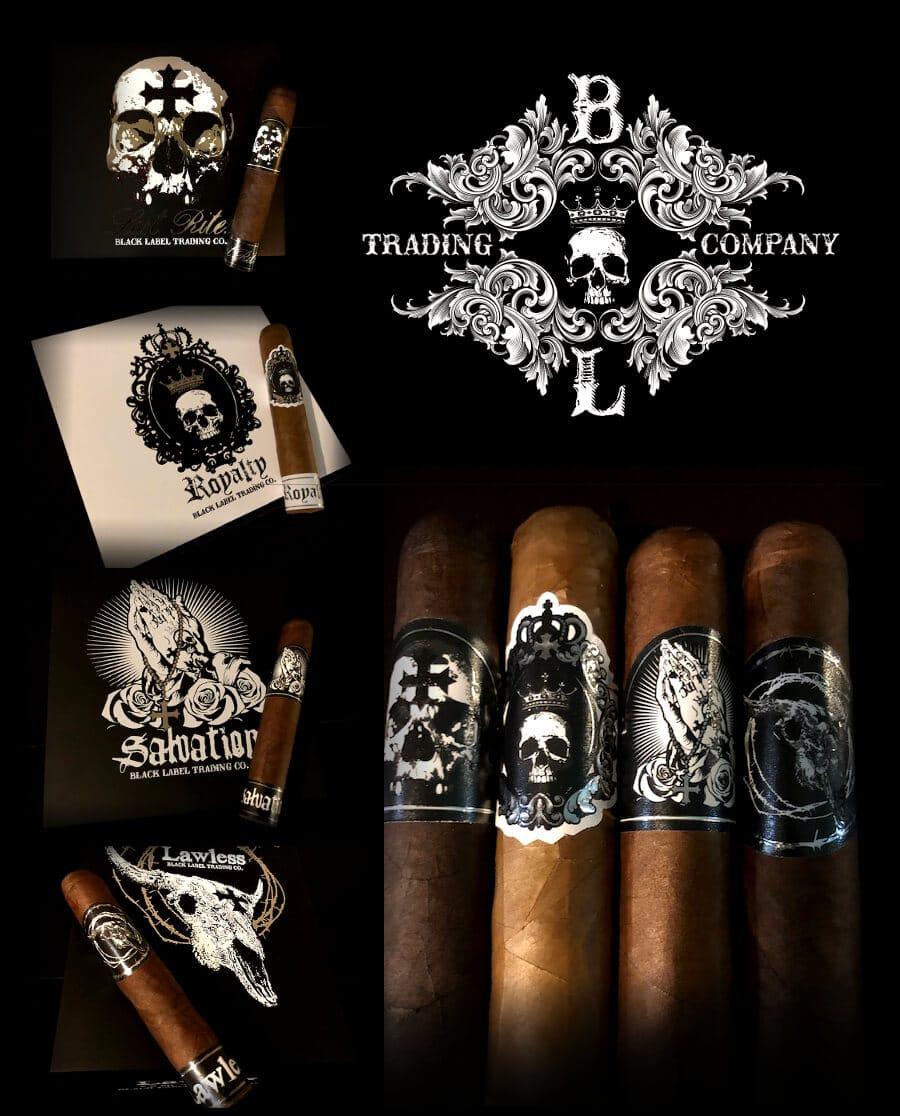 Cigar News: Black Label Revamps Artwork for Core Lines