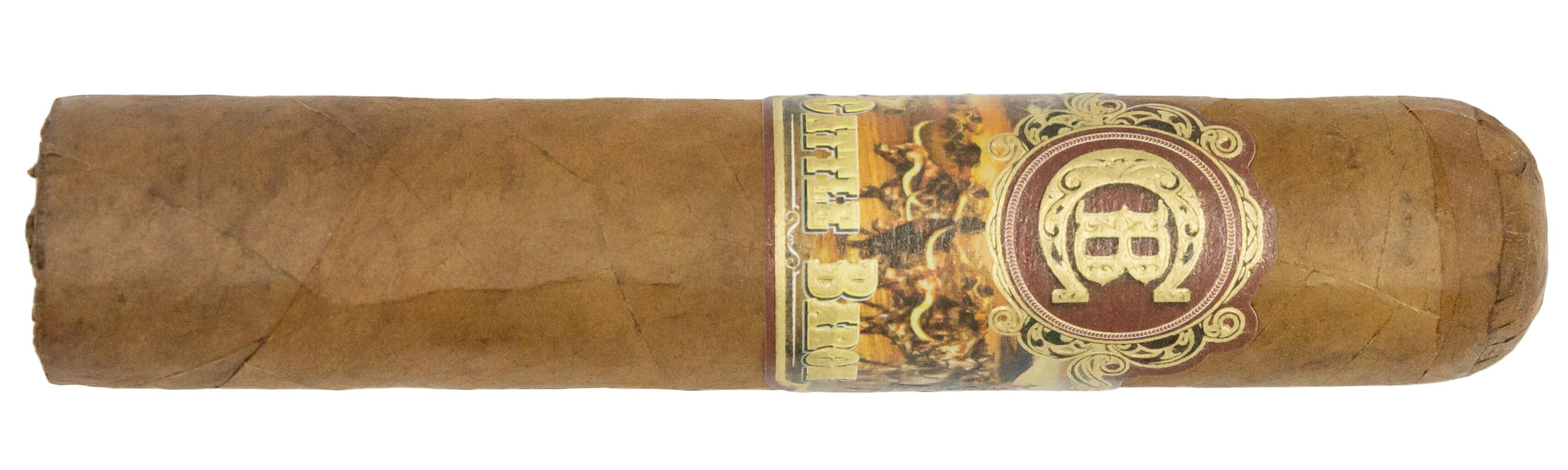 Blind Cigar Review: Cattle Baron | The Bull
