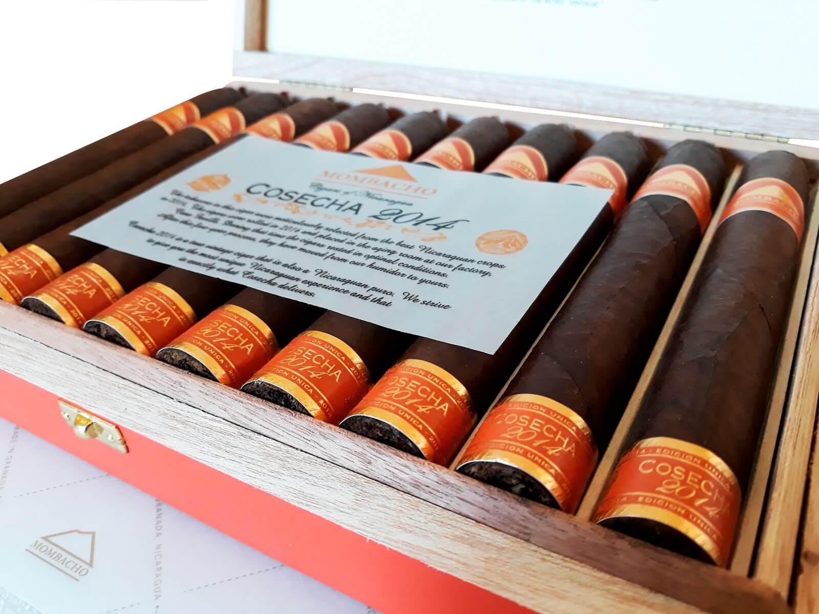 Cigar News: Mombacho Bringing Cosecha 2014 to IPCPR