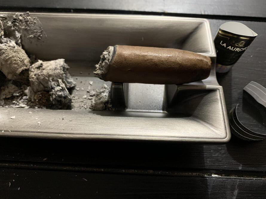 Quick Cigar Review: La Aurora | 115th Anniversary Limited Edition Belicoso