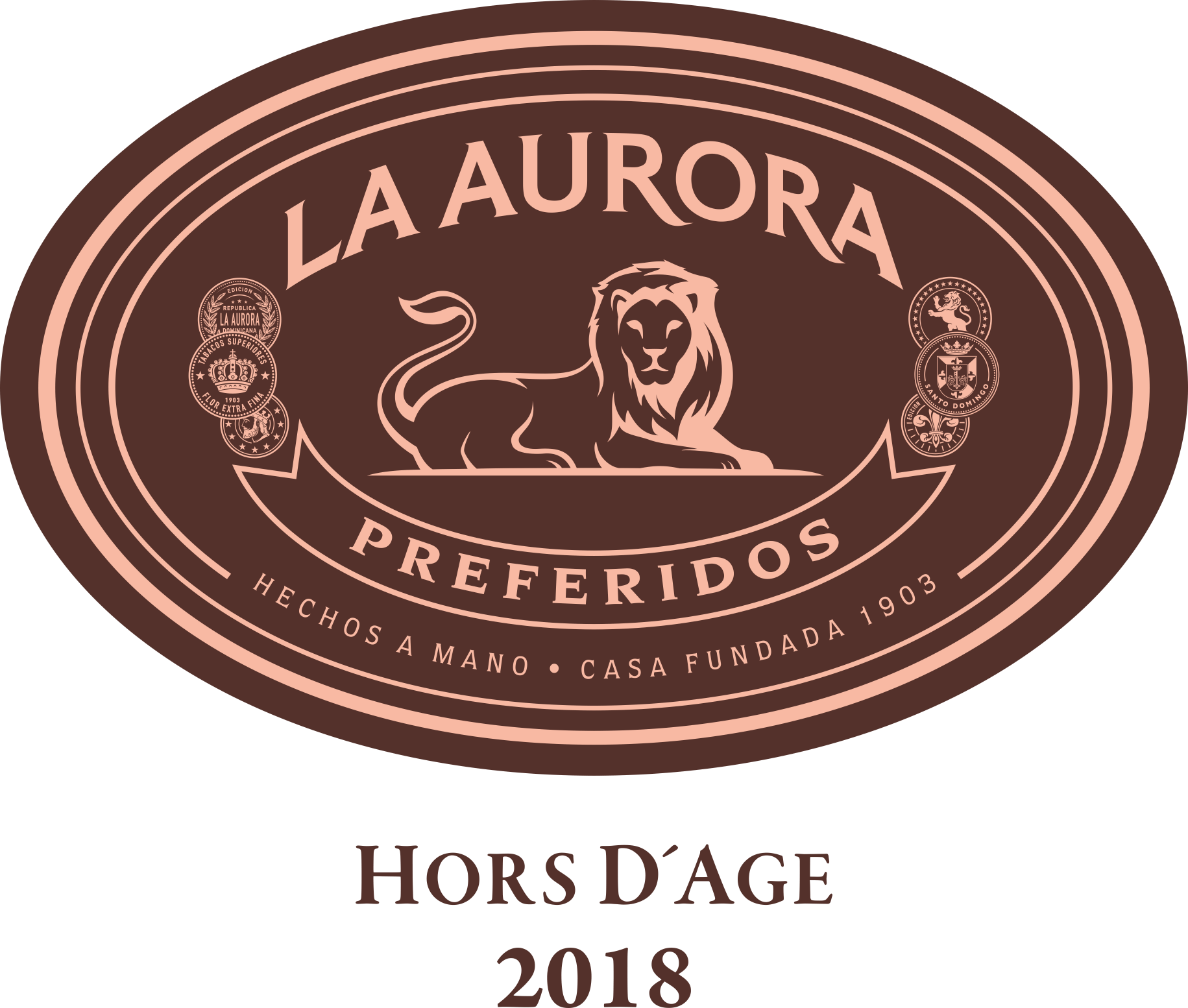 Cigar News: La Aurora Announce Preferidos Hors d'Age 2018