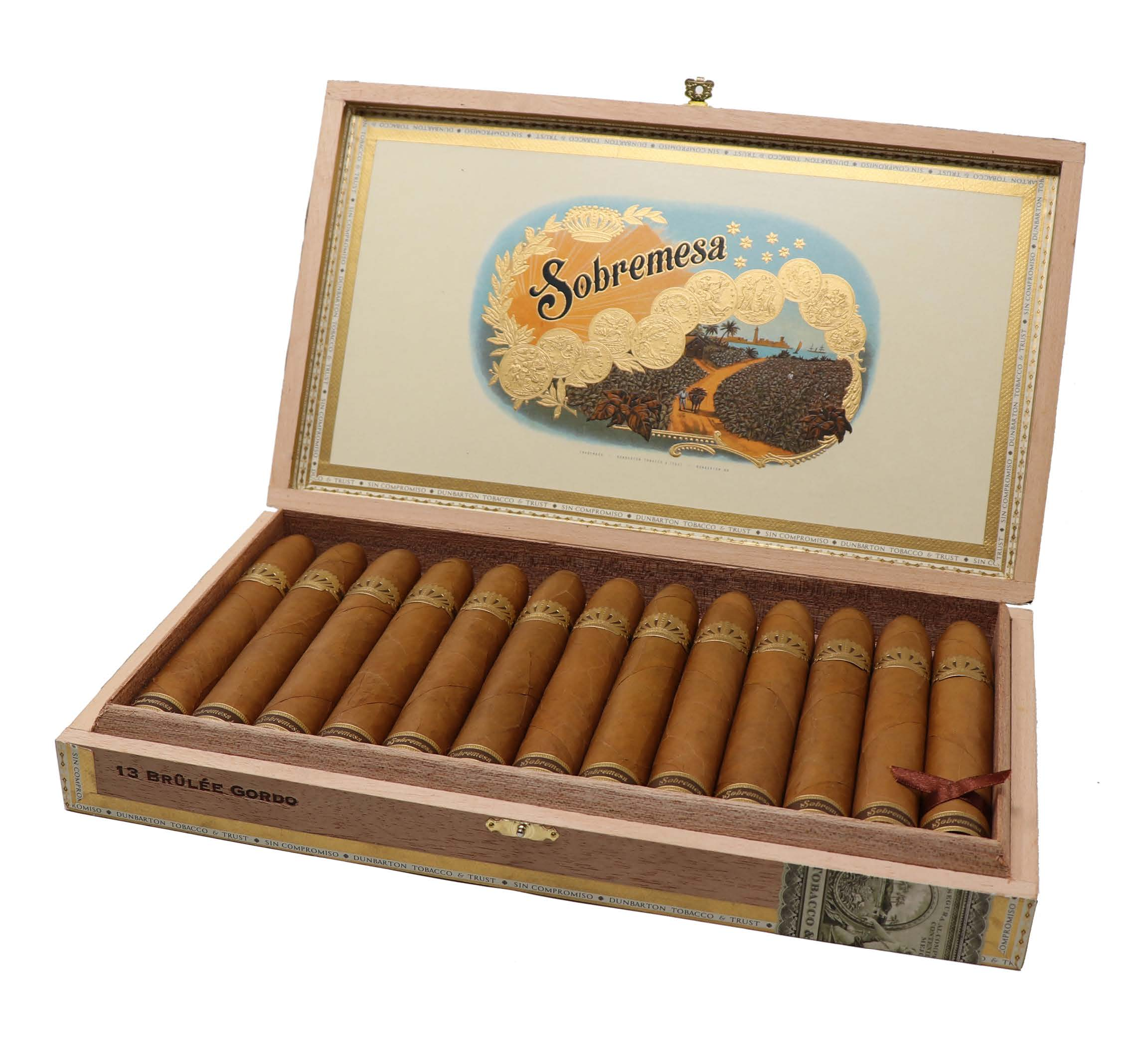 Cigar News: Dunbarton Tobacco & Trust Announces Two New Brûlée Sizes