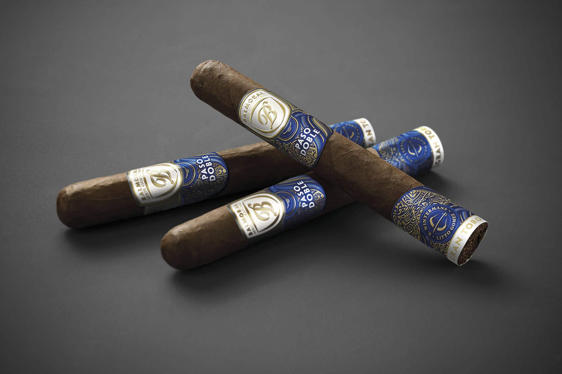 Cigar News: Balmoral Serie Signaturas Paso Doble Ships