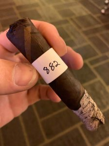 Blind Cigar Review: Dissident   Home 2019