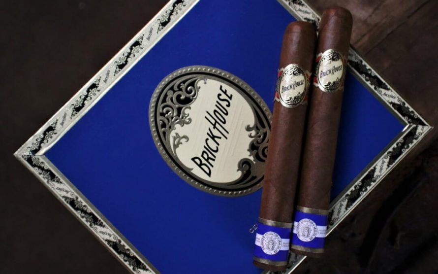 Cigar New: J.C. Newman Ships Limited-Edition Brick House 'Ciento por Ciento'