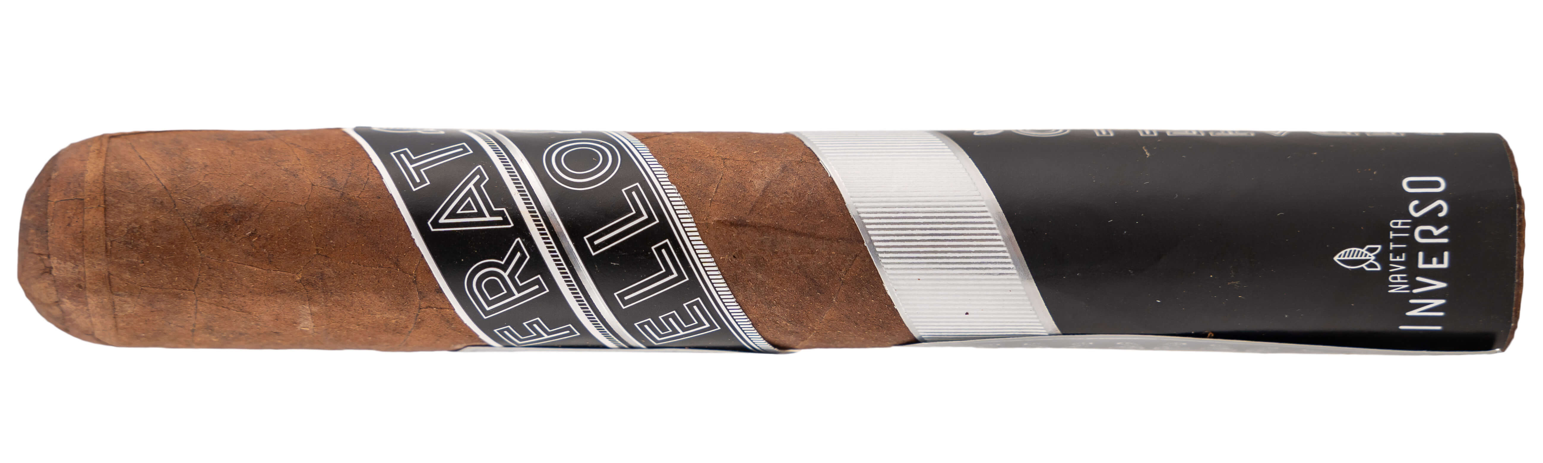 Blind Cigar Review: Fratello | Navetta Inverso Robusto