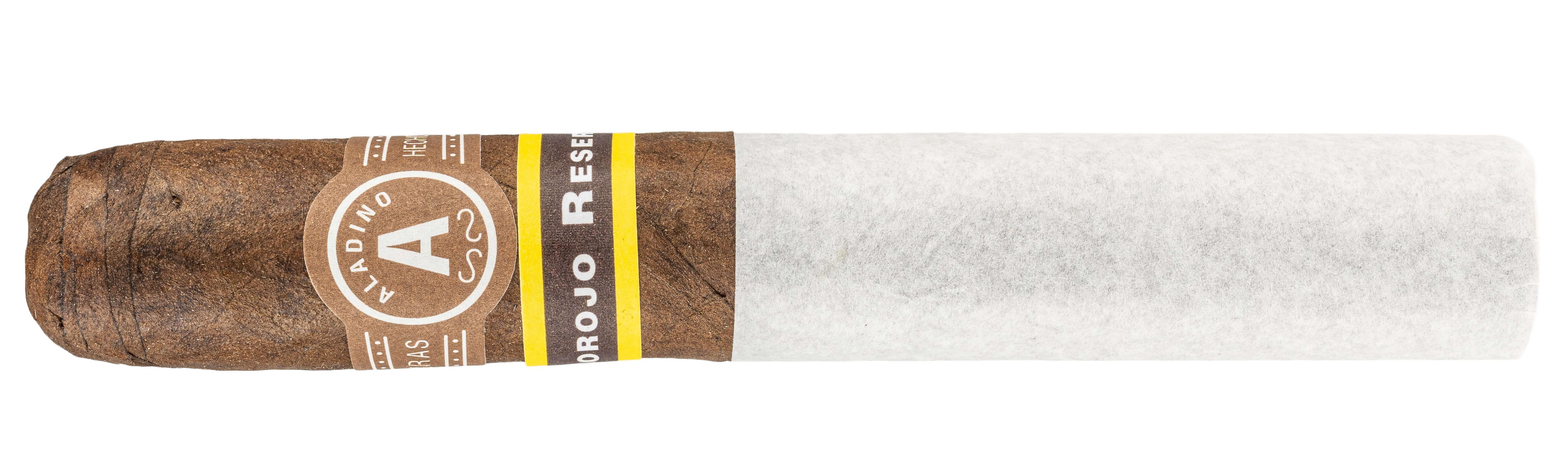 Blind Cigar Review: JRE | Aladino Corojo Reserva Robusto