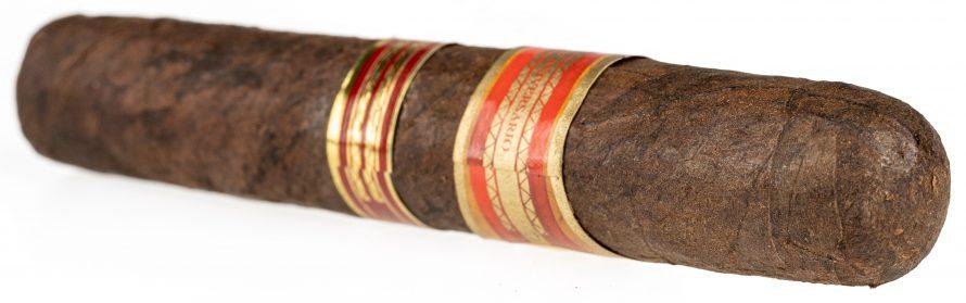 Blind Cigar Review: La Aurora | 107 Maduro Robusto