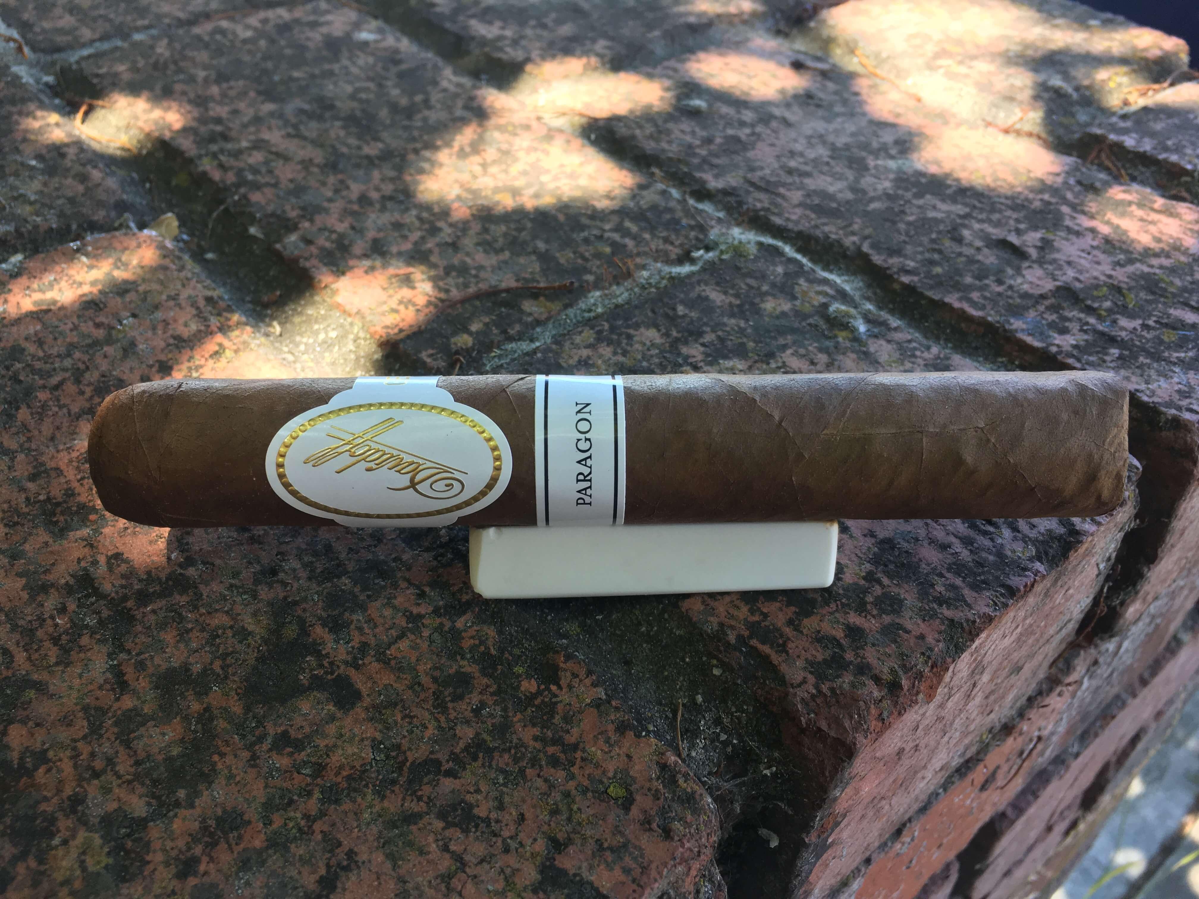 Quick Cigar Review: Davidoff | Paragon